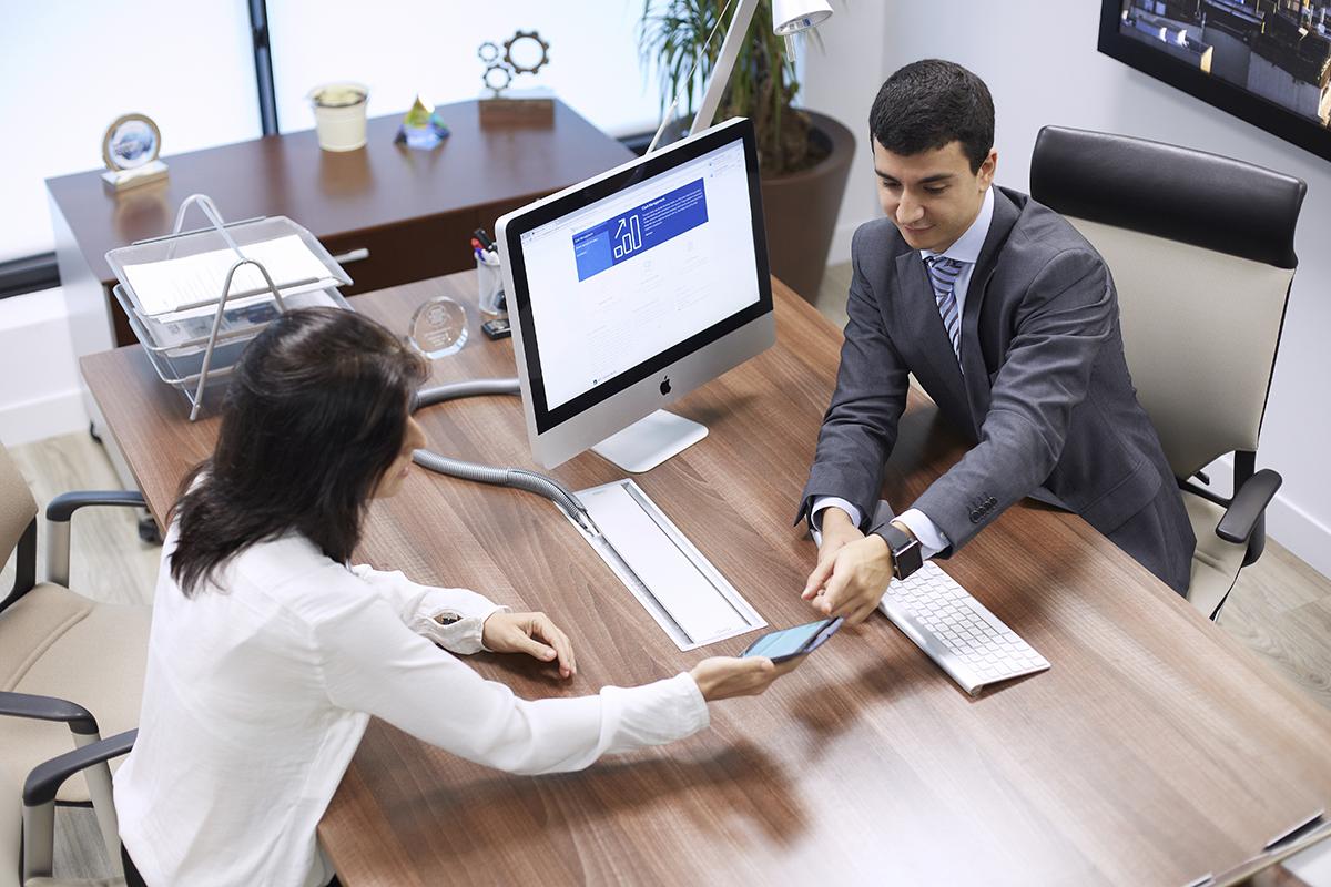 Beacons para mejorar la comunicación bancaria con el cliente
